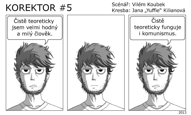 Korektor #5