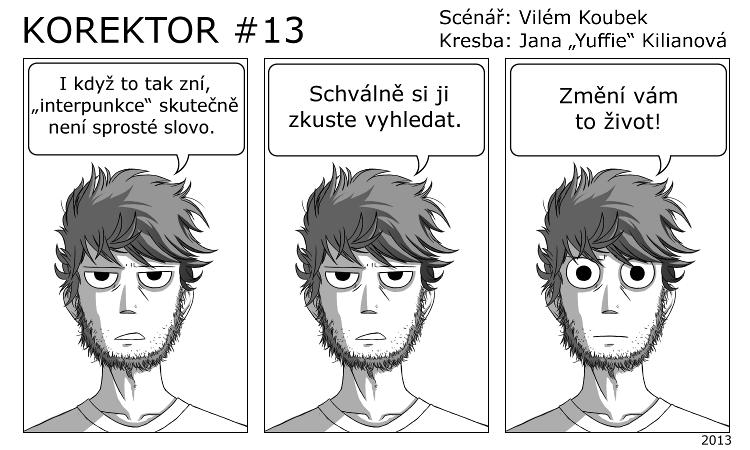 Korektor #13