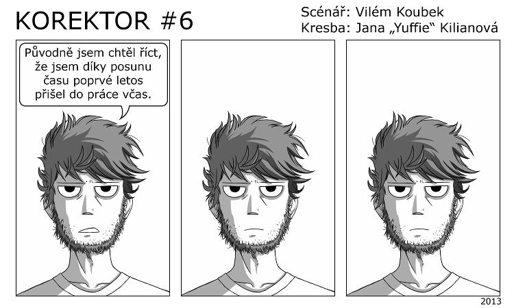 Korektor #6