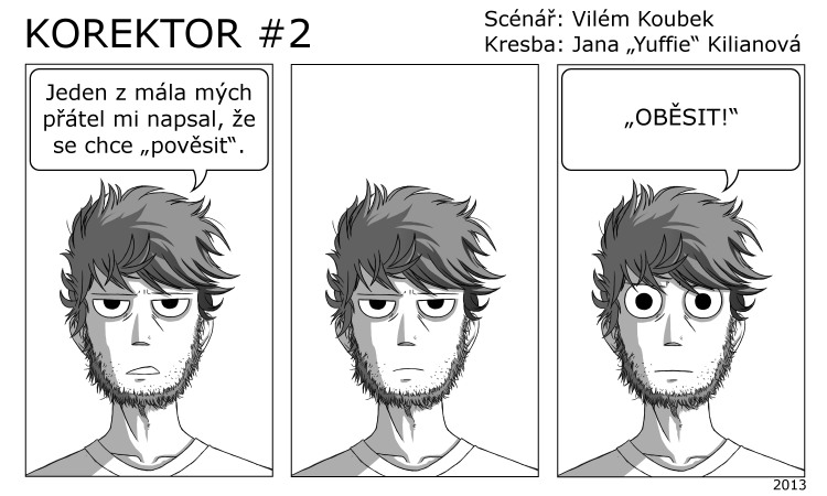 Korektor #2