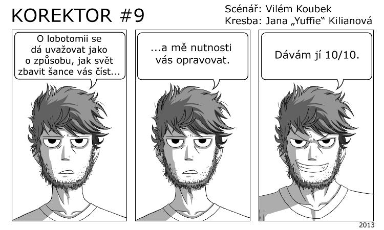 Korektor #9