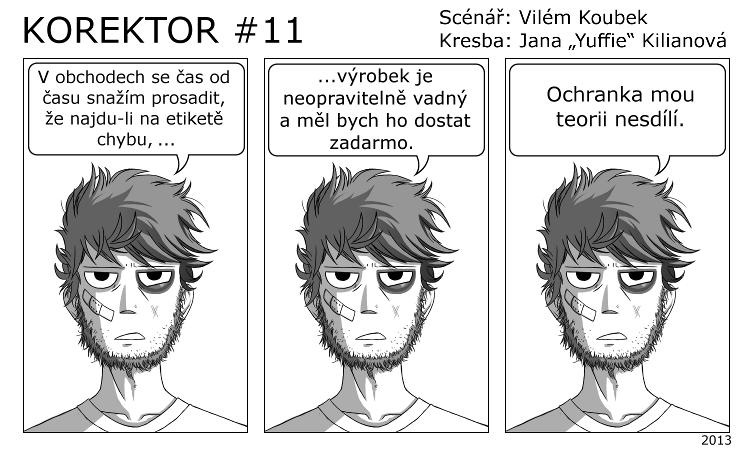 Korektor #11