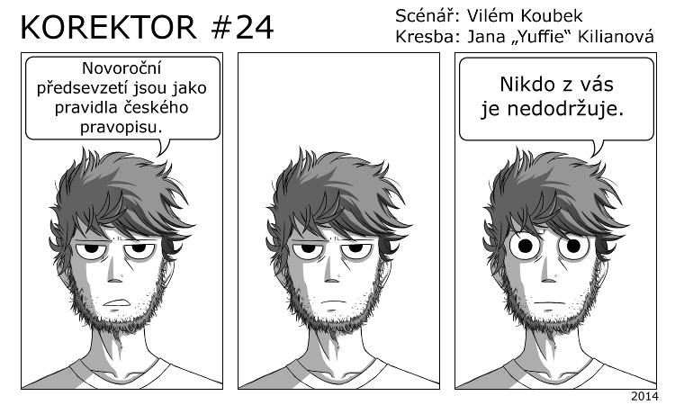 Korektor #24