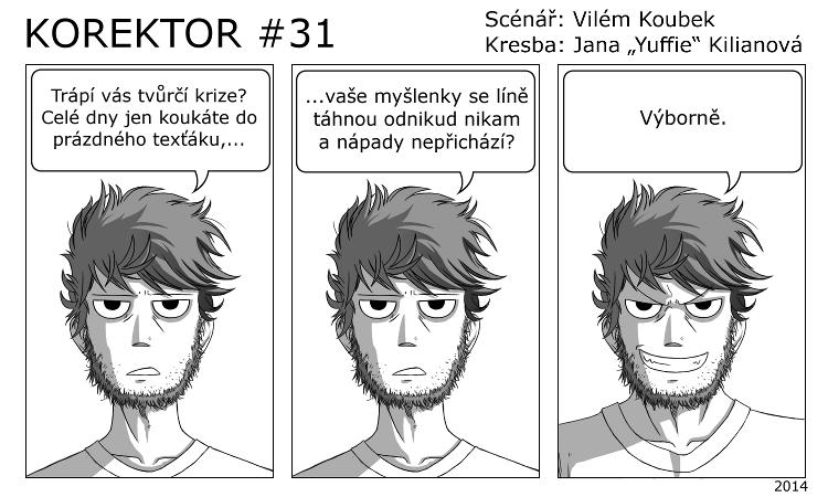 Korektor #31
