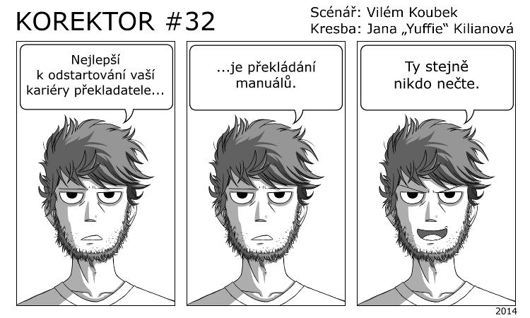 Korektor #32