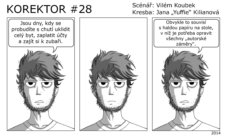Korektor #28