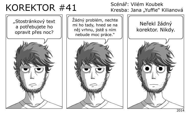 Korektor #41