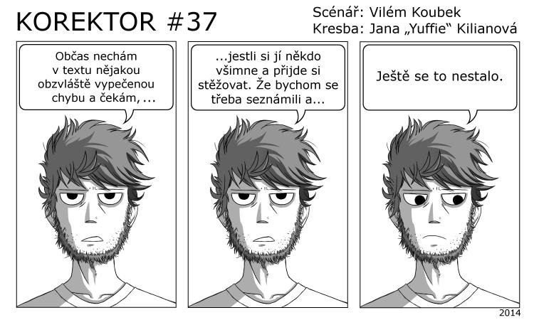 Korektor #37
