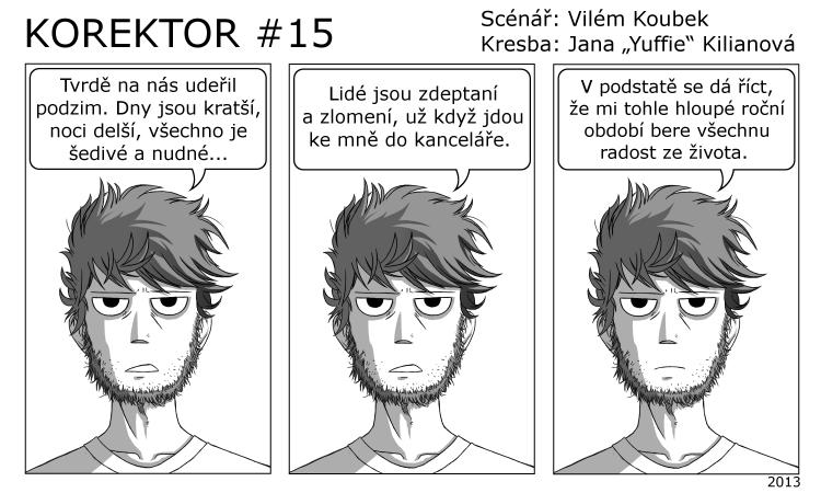 Korektor #15