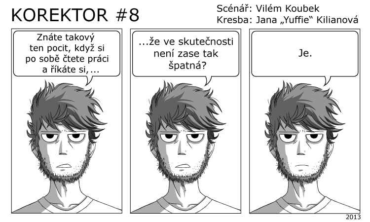 Korektor #8