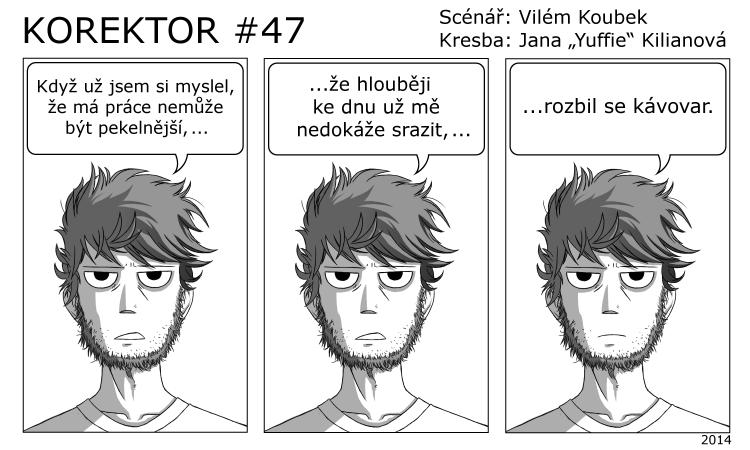 Korektor #47