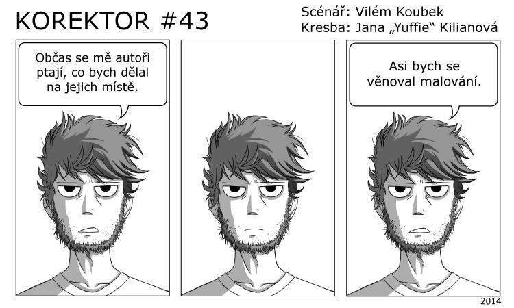 Korektor #43