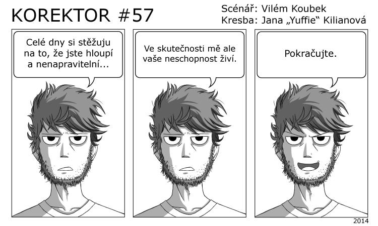 Korektor #57