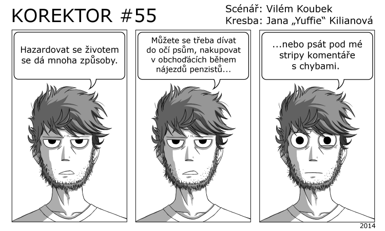 Korektor #55