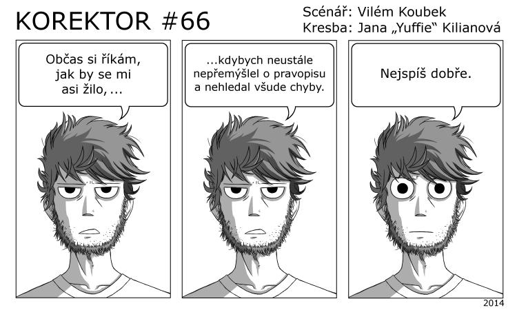 Korektor #66