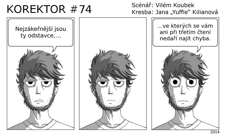 Korektor #74