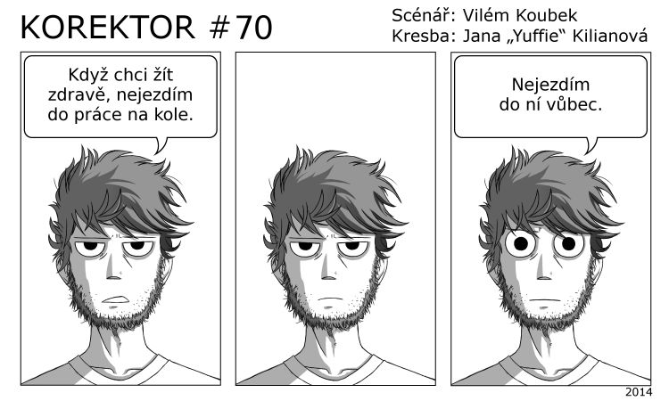 Korektor #70
