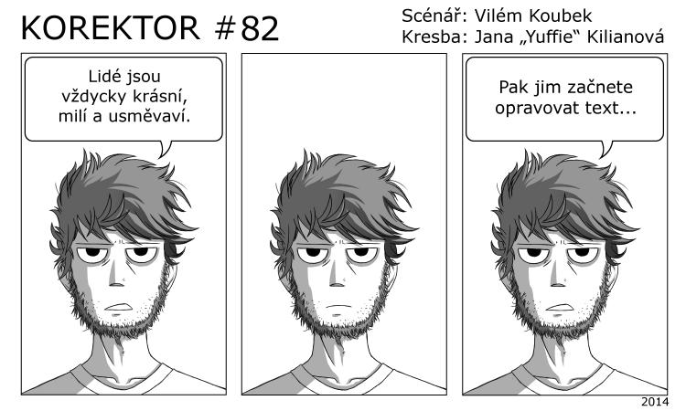 Korektor #82