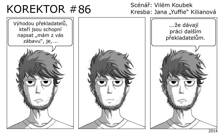Korektor #86