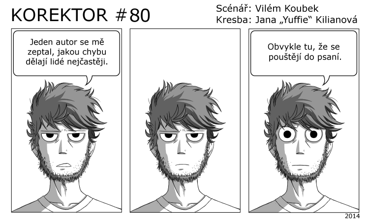 Korektor #80