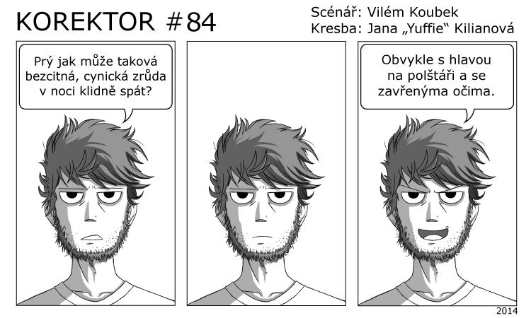 Korektor #84