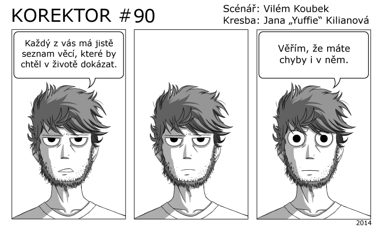 Korektor #90