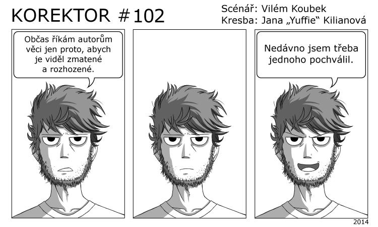 Korektor #102