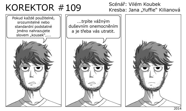 Korektor #109
