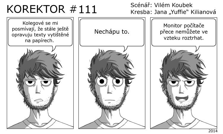 Korektor #111