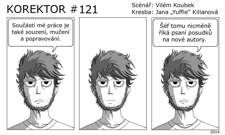Korektor #121