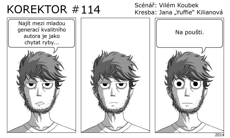 Korektor #114