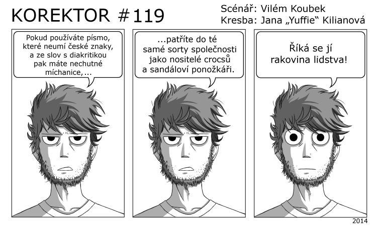 Korektor #119