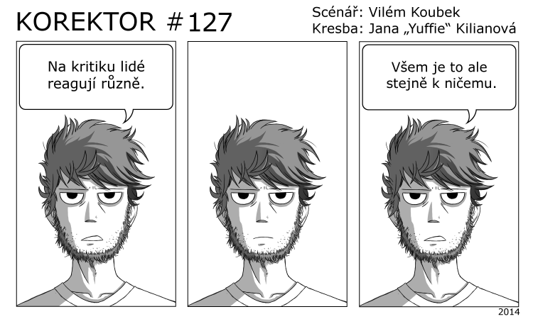 Korektor #127