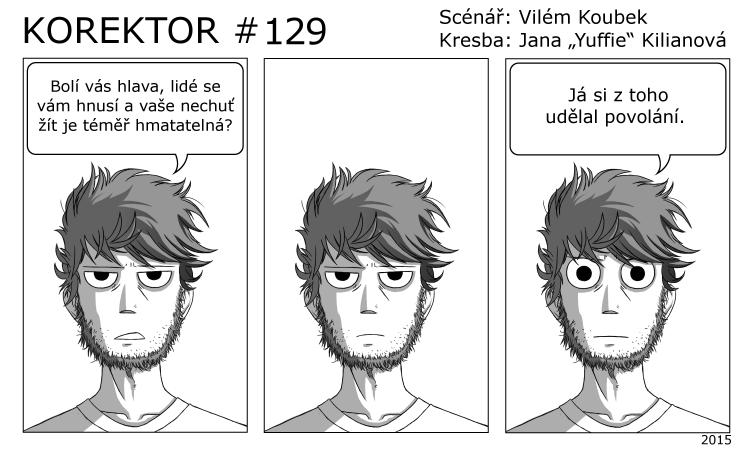 Korektor #129