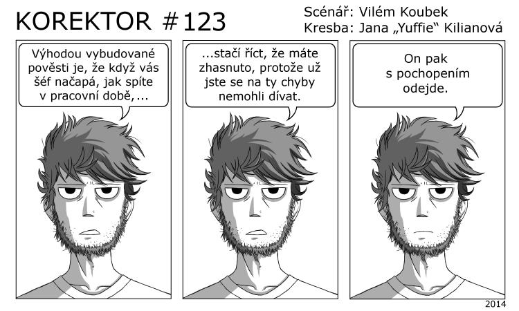 Korektor #123