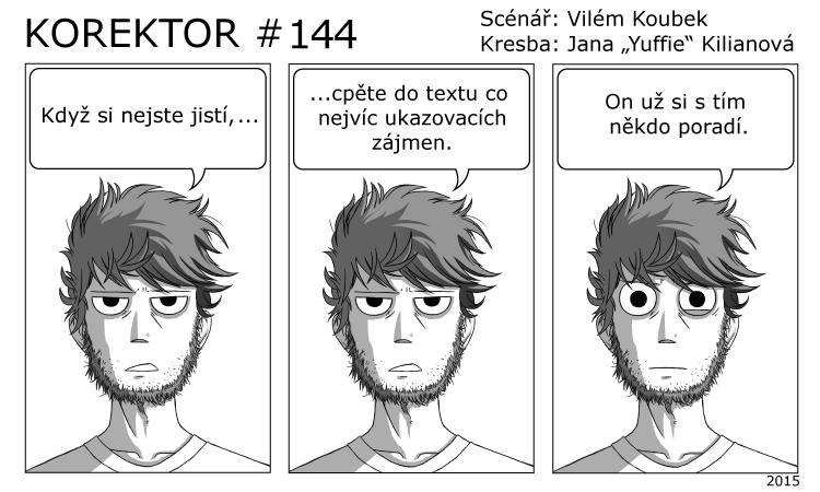 Korektor #144