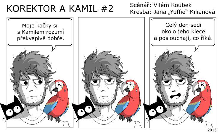 Korektor a Kamil #2
